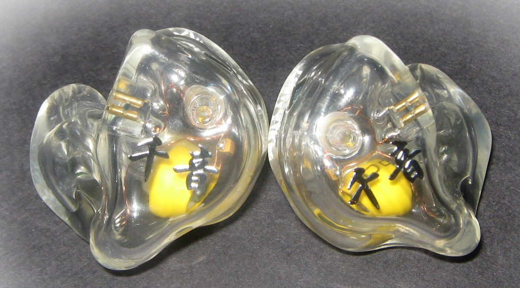 Thousand Sound TS842 Custom In-Ear Monitors