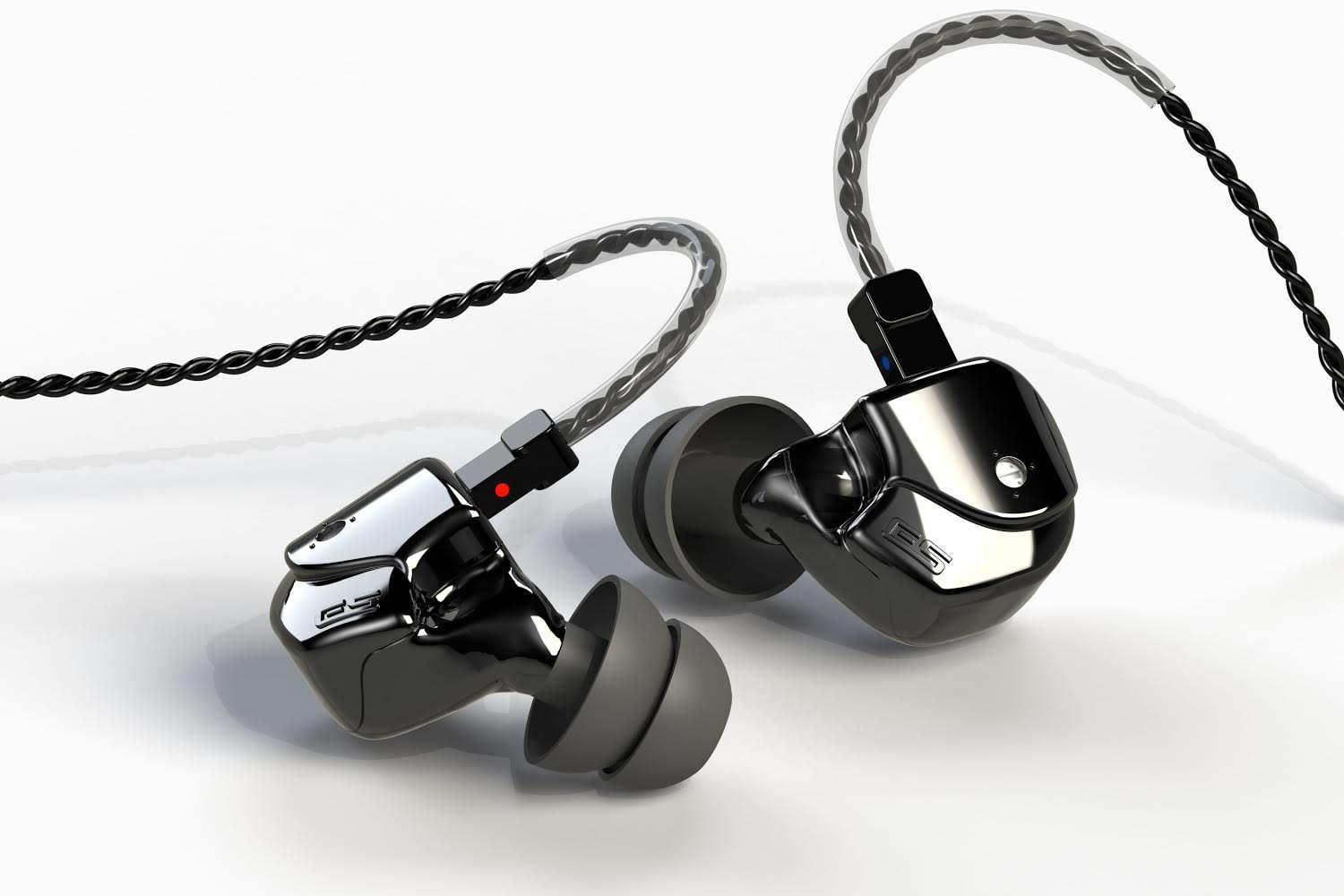 EarSonics Velvet universal custom in-ear monitors with sound tuning
