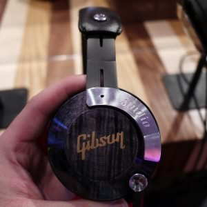 Gibson Les Paul SG Headphones
