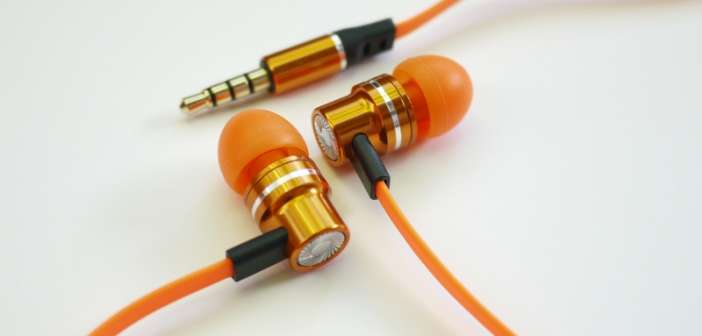 Pump Audio Earphones